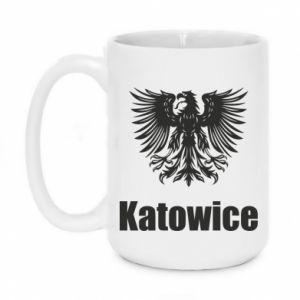 Kubek 450ml Katowice