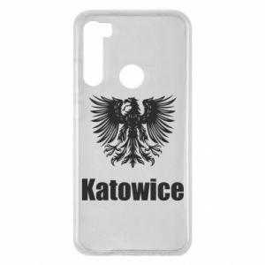 Etui na Xiaomi Redmi Note 8 Katowice
