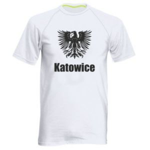 Men's sports t-shirt Katowice
