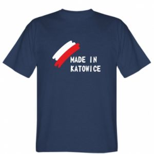 T-shirt Made in Katowice