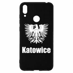 Huawei Y7 2019 Case Katowice