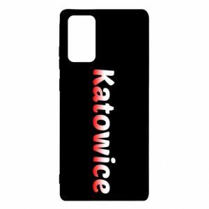 Samsung Note 20 Case Katowice