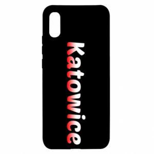 Xiaomi Redmi 9a Case Katowice