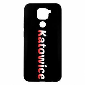 Xiaomi Redmi Note 9/Redmi 10X case Katowice