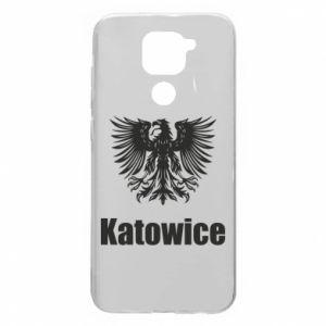 Xiaomi Redmi Note 9 / Redmi 10X case % print% Katowice