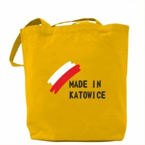 Bag Made in Katowice