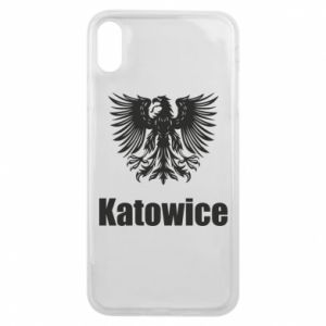 Phone case for iPhone Xs Max Katowice