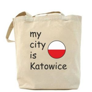 Bag My city is Katowice