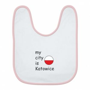 Bib My city is Katowice