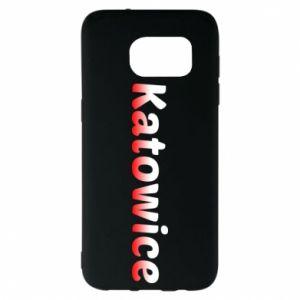 Samsung S7 EDGE Case Katowice