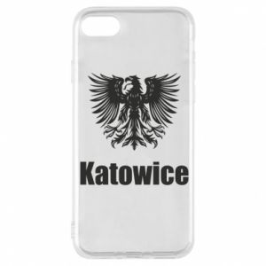 Phone case for iPhone 8 Katowice