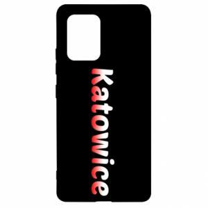 Samsung S10 Lite Case Katowice