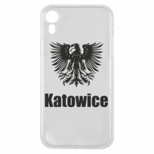 Phone case for iPhone XR Katowice
