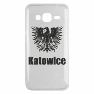 Phone case for Samsung J3 2016 Katowice