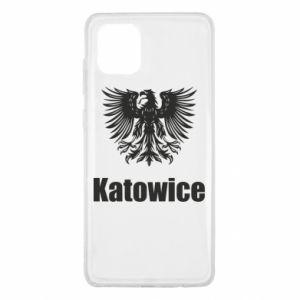 Samsung Note 10 Lite Case Katowice