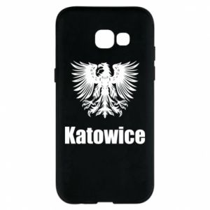 Phone case for Samsung A5 2017 Katowice