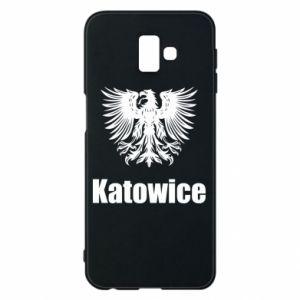Phone case for Samsung J6 Plus 2018 Katowice