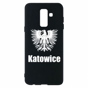 Phone case for Samsung A6+ 2018 Katowice