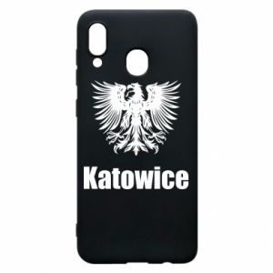 Phone case for Samsung A30 Katowice