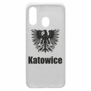 Phone case for Samsung A40 Katowice