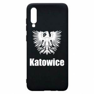 Phone case for Samsung A70 Katowice