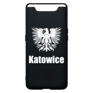 Phone case for Samsung A80 Katowice