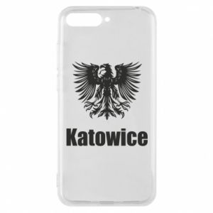 Phone case for Huawei Y6 2018 Katowice