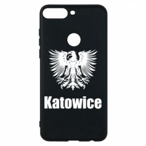 Phone case for Huawei Y7 Prime 2018 Katowice