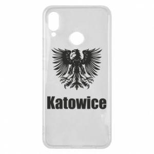 Phone case for Huawei P Smart Plus Katowice