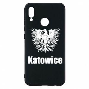 Phone case for Huawei P20 Lite Katowice