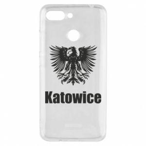 Etui na Xiaomi Redmi 6 Katowice