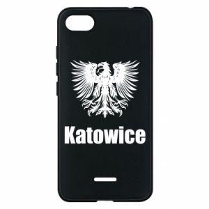 Etui na Xiaomi Redmi 6A Katowice