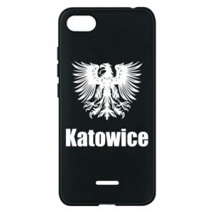 Phone case for Xiaomi Redmi 6A Katowice