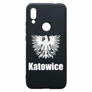 Phone case for Xiaomi Redmi 7 Katowice