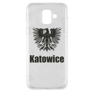 Phone case for Samsung A6 2018 Katowice
