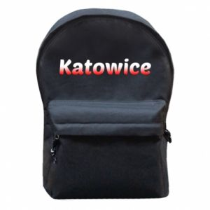 Backpack with front pocket Katowice