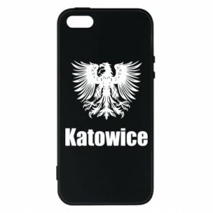 Phone case for iPhone 5/5S/SE Katowice