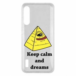 Etui na Xiaomi Mi A3 Keep calm and dreams
