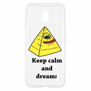 Etui na Nokia 2.2 Keep calm and dreams