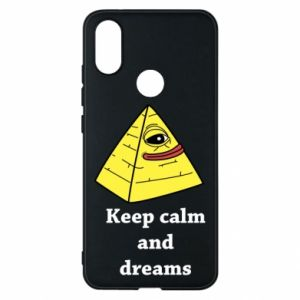Etui na Xiaomi Mi A2 Keep calm and dreams