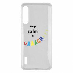 Xiaomi Mi A3 Case Keep calm & waaagh!!!
