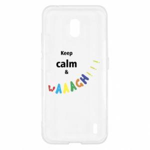 Nokia 2.2 Case Keep calm & waaagh!!!