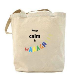 Torba Keep calm & waaagh!!!