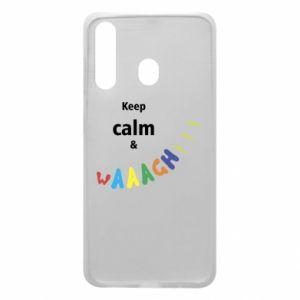 Etui na Samsung A60 Keep calm & waaagh!!!