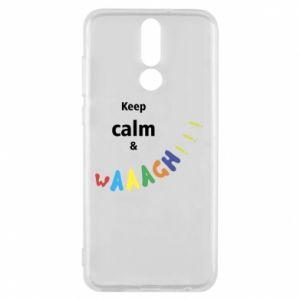 Etui na Huawei Mate 10 Lite Keep calm & waaagh!!!