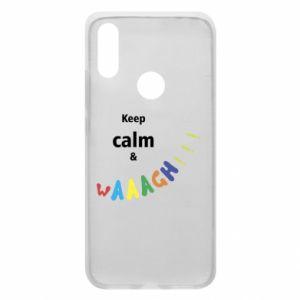 Etui na Xiaomi Redmi 7 Keep calm & waaagh!!!