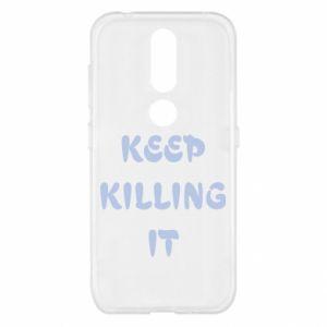 Etui na Nokia 4.2 Keep killing it