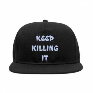 Snapback Keep killing it