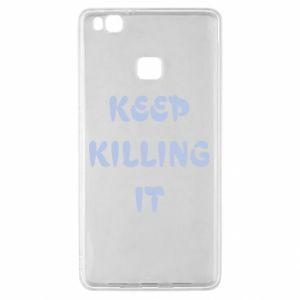 Etui na Huawei P9 Lite Keep killing it