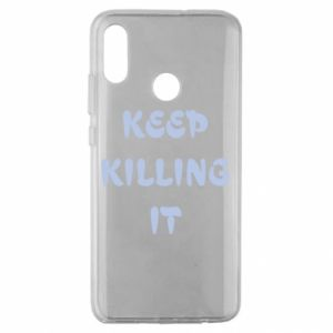 Etui na Huawei Honor 10 Lite Keep killing it